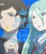 KEEP CALM AND Good Luck For THE UTS - Personalised Poster A4 size