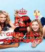 KEEP CALM AND GRITA SÃO PAULO 09/12 - Personalised Poster A4 size