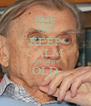 KEEP CALM AND GROW OLD  - Personalised Poster A4 size