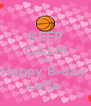 KEEP CALM AND Happy B-day  Leila  - Personalised Poster A4 size