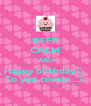 KEEP CALM AND Happy birthday 🎂  To you cousin...🎂  - Personalised Poster A4 size