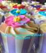 KEEP CALM AND HAPPY HAPPY BIRTHDAY TAMMI!!!!  - Personalised Poster A4 size