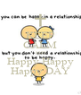 KEEP CALM AND Happy Happy Happy DAY - Personalised Poster A4 size