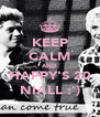 KEEP CALM AND HAPPY'S 20 NIALL :') - Personalised Poster A4 size