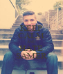 KEEP CALM AND HATE SAMER - Personalised Poster A4 size