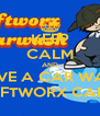 KEEP CALM AND HAVE A CAR WASH ON DRIFTWORX CARWASH - Personalised Poster A4 size