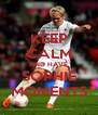 KEEP CALM AND HAVE SOPHIE MOMENTS - Personalised Poster A4 size
