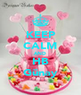 KEEP CALM AND HB Günay - Personalised Poster A4 size