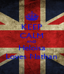 KEEP CALM AND Heloisa  Loves Nathan  - Personalised Poster A4 size