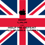 KEEP CALM AND HELP ME DEFEAT  ALL BUBBLE GAMES - Personalised Poster A4 size