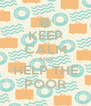 KEEP CALM AND HELP THE POOR - Personalised Poster A4 size