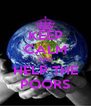 KEEP CALM AND HELP THE POORS - Personalised Poster A4 size
