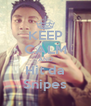 KEEP CALM AND Hit da Snipes - Personalised Poster A4 size