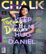 KEEP CALM AND HUG DANIEL  - Personalised Poster A4 size