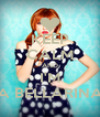 KEEP CALM AND I'M A BELLARINA - Personalised Poster A4 size