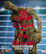KEEP CALM AND I'm Groot! - Personalised Poster A4 size