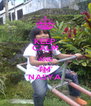 KEEP CALM AND I'M NASYA - Personalised Poster A4 size