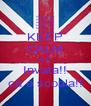 KEEP CALM AND Invata!! ca e scoala!! - Personalised Poster A4 size