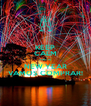 KEEP CALM AND IS NEW YEAR VAMOS COMPRAR! - Personalised Poster A4 size
