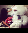 KEEP CALM AND IT'S 17 MY BIRTHDAY BITCHES - Personalised Poster A4 size