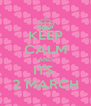 KEEP CALM AND ITS  2 MARCH - Personalised Poster A4 size
