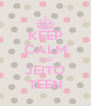 KEEP CALM AND JEITO TEEN - Personalised Poster A4 size