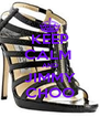 KEEP CALM  AND JIMMY CHOO - Personalised Poster A4 size