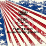 KEEP CALM AND JOIN THE TEAM #usadrinkingteam - Personalised Poster A4 size
