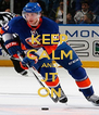 KEEP CALM AND JT ON - Personalised Poster A4 size