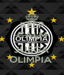 KEEP CALM AND JUEGA OLIMPIA  - Personalised Poster A4 size