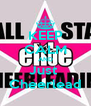 KEEP CALM AND Just  Cheerlead - Personalised Poster A4 size