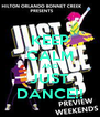 KEEP CALM AND JUST DANCE!! - Personalised Poster A4 size