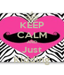 KEEP CALM AND Just Kidding - Personalised Poster A4 size