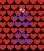 KEEP CALM And Just Lough - Personalised Poster A4 size
