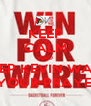 KEEP CALM AND KEEP KEVIN WARE IN YOUR PRAYERS  - Personalised Poster A4 size