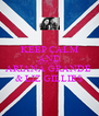 KEEP CALM AND KEEP LOVING ARIANA GRANDE  & LIZ GILLIES - Personalised Poster A4 size