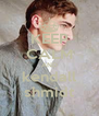 KEEP CALM AND kendall shmidt - Personalised Poster A4 size