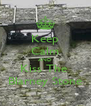 Keep Calm AND Kiss The  Blarney Stone - Personalised Poster A4 size