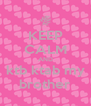 KEEP CALM AND ktb ktab my brother - Personalised Poster A4 size
