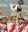 KEEP CALM AND LA LEGIÓN DEL BOOM RIVER PLATE !! - Personalised Poster A4 size