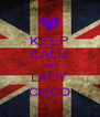 KEEP CALM AND LADY COCO - Personalised Poster A4 size