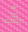 KEEP CALM AND LAS CARTILLAS  TERMINARAS... - Personalised Poster A4 size