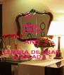 KEEP CALM AND LEMBRA DE TIRAR A ESCADA !! - Personalised Poster A4 size