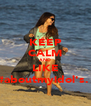 KEEP CALM AND LIKE #aboutmyidol's.ϟ - Personalised Poster A4 size