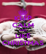 KEEP CALM AND LIKE CHRISTMAS - Personalised Poster A4 size