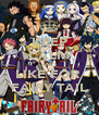 KEEP CALM AND LIKE FOR  FAIRY TAIL - Personalised Poster A4 size