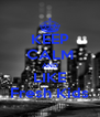 KEEP CALM AND LIKE Fresh Kids - Personalised Poster A4 size