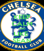 KEEP CALM AND LIKE  SEAN - Personalised Poster A4 size