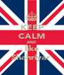 KEEP CALM AND like Shahriyar  - Personalised Poster A4 size