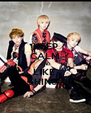 KEEP CALM AND LIKE  SHINee - Personalised Poster A4 size